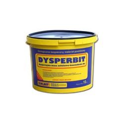 Dyspersyjna masa asfaltowo - kauczukowa DYSPERBIT