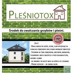 Pleśniotox 5L - środek przeciw grzybom i pleśniom