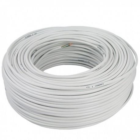 Kabel aluminiowy 5x4.0 YADY rolka 100m 250/750V