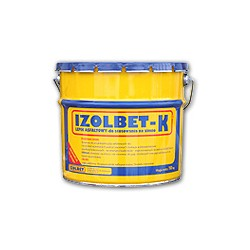 Roztwór asfaltowy gruntujący IZOLBET-A