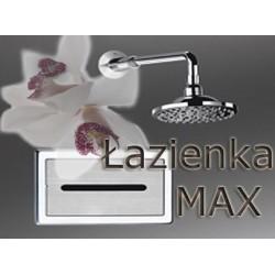 Bezdotykowy panel prysznicowy AS122