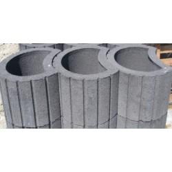 Donica betonowa szara